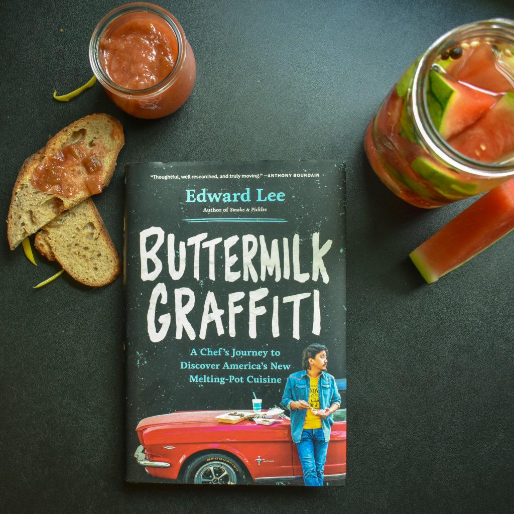Buttermilk Graffiti Book