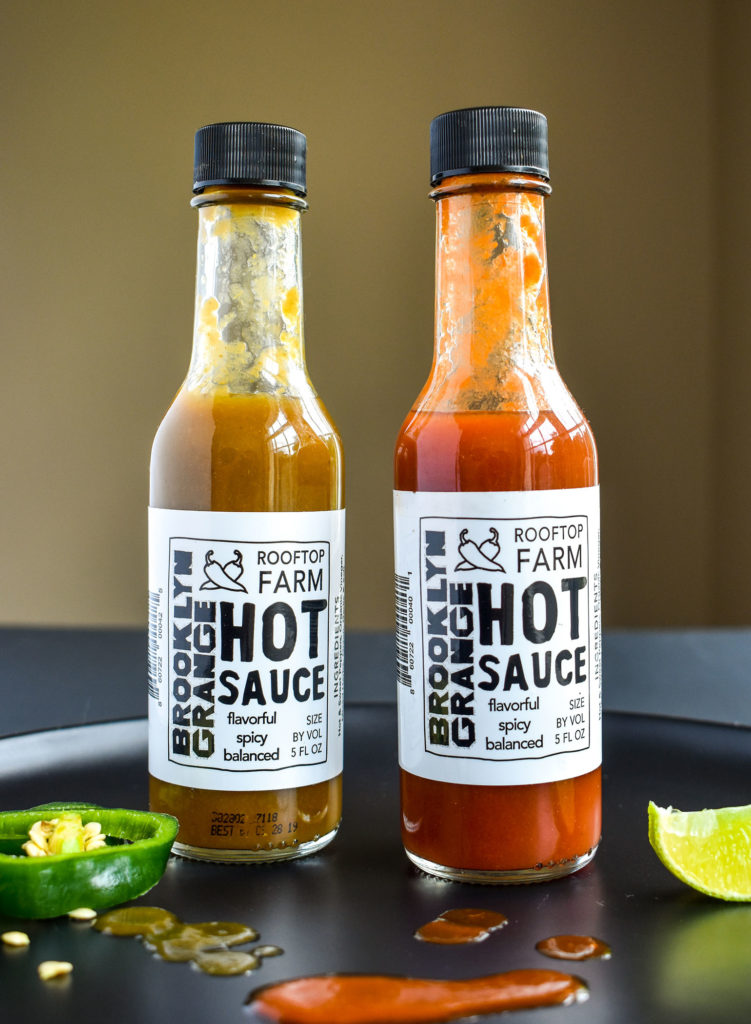 Brooklyn Grange Hot Sauce Product Review