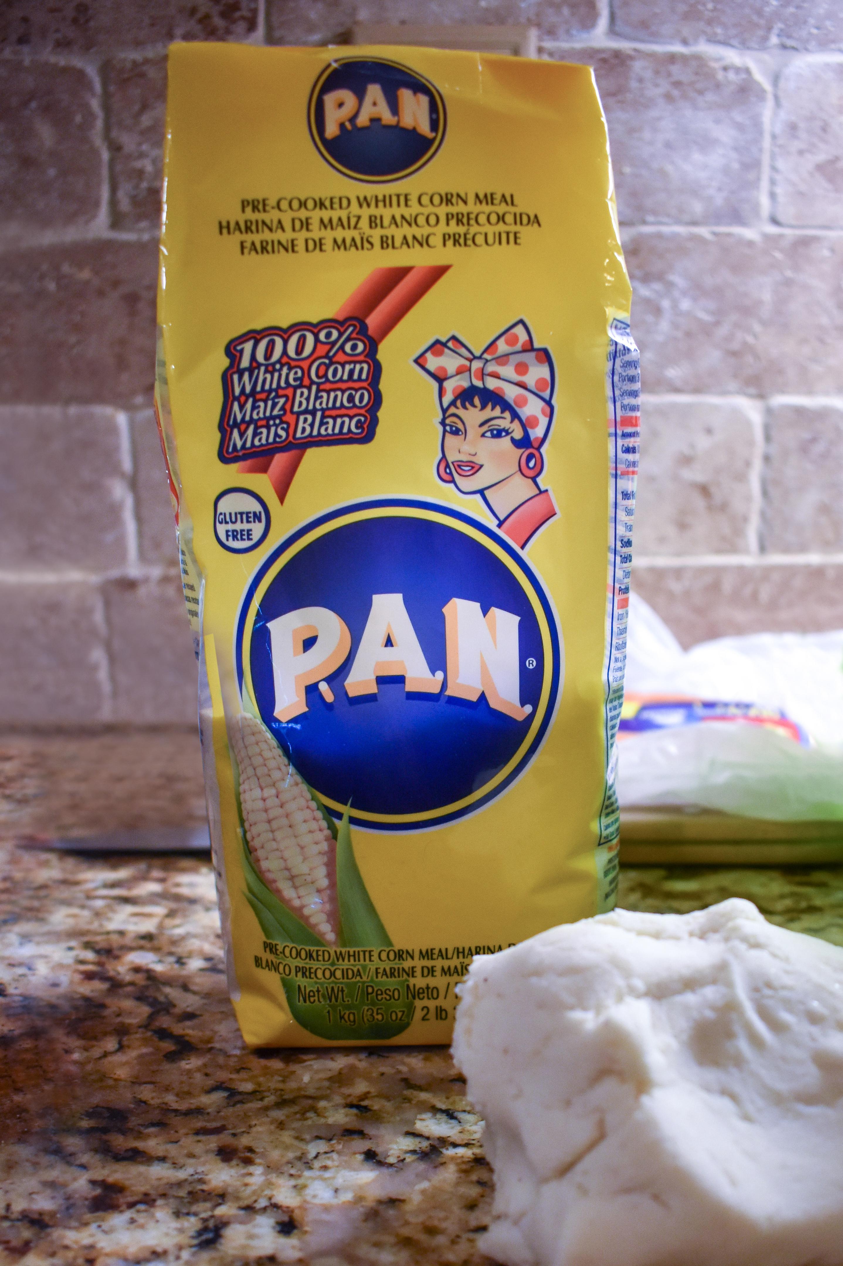 Colombian Recalentado- PAN cornmeal
