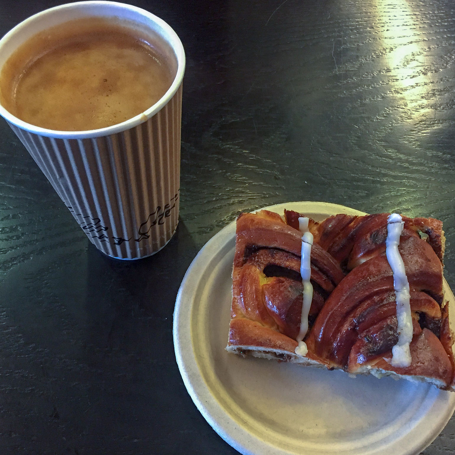 Danish pastry- Travel Food