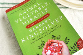Animal vegetable miracle review